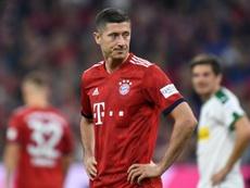 El Bayern prácticamente no se ha reforzado. AFP
