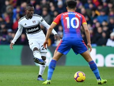Une offre à Fulham pour Seri ? AFP