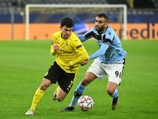 El encuentro finalizó con empate 1-1. AFP