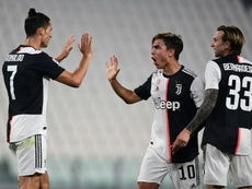 Ambos han visto portería en los últimos tres partidos de la Serie A. AFP