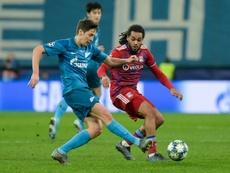 El Zenit y el Lokomotiv abrirán la temporada en Rusia. AFP