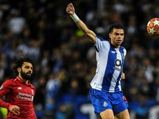 Pepe could be playing for Porto until he turns 40. AFP