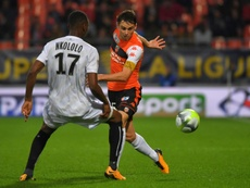 Lorient a une occasion à saisir. AFP