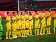 OFICIAL: el Suiza-Ucrania, cancelado por la UEFA. AFP