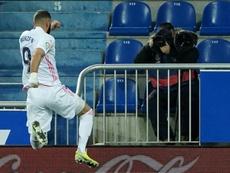 Le Real sourit à nouveau, Zidane sauvé par contumace. afp
