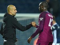 Yaya Touré se resiste a la retirada. AFP