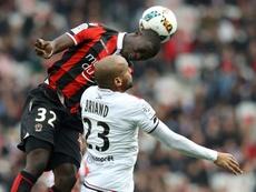 Malang Sarr podría recalar en la Bundesliga. AFP