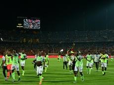 La tragedia ha sacudido al fútbol nigeriano. AFP/Archivo