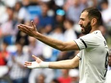 O Real Betis venceu o Real Madrid numa temporada para esquecer para os merengues. AFP
