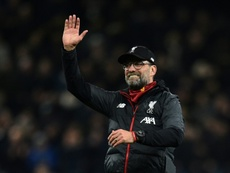 Klopp defends FA Cup stance. AFP