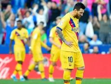 Messi non dimentica Anfield. AFP