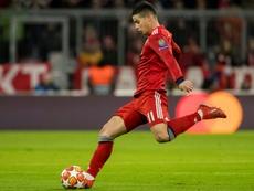 Madrid et Atlético se réuniront à New York pour James. AFP