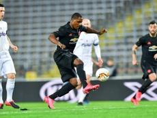 El United llegó a un acuerdo con Shanghai Shenhua. AFP