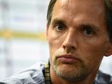 Tuchel afirmó que no decidirá media hora antes de los partidos quién tirará los penaltis. AFP