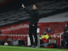 El Arsenal de Arteta rescata su interés por Freddie Woodman. AFP