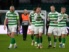 Scottish clubs vote to end season in lower tiers due to coronavirus. AFP