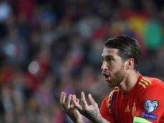Ramos believes that Enrique's philosophy is marvellous. AFP
