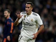 Vazquez veut terminer sa carrière au Real. AFP