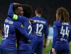 El Chelsea apelará la sanción de la FIFA. AFP