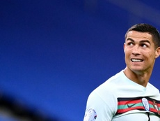 Ronaldo still has one dream left to fulfill. AFP