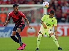 Athletico acerta venda de Bambu para time francês. AFP
