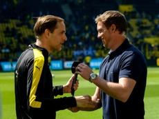 Quien gane estará en su primera final de la Champions League. AFP