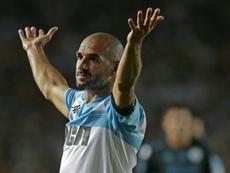 Lisandro Lopez rejoint la MLS. afp