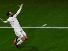 Tousart infunde esperanzas para el Lyon ante la Juve. AFP