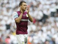 John Terry can make an impact at Villa according to Tammy Abraham. AFP