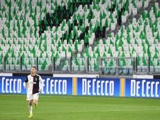 Itália suspende todas as atividades esportivas até o dia 3 de abril. AFP