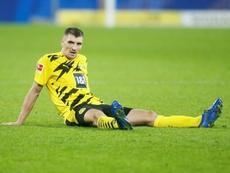 Du spectacle à Dortmund! AFP