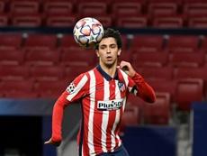 RB Salzburg e Atlético de Madrid: onzes iniciais confirmados. AFP