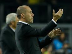 Jardim fue destituido del Mónaco. AFP