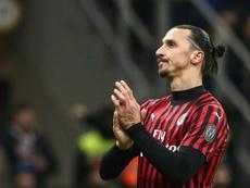 Boateng conseille Milan de garder Ibrahimovic. AFP