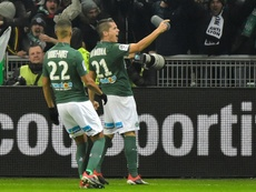 Les compos probables de Coupe de France entre Saint-Étienne et Dijon. AFP