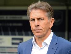Puel veut aller en Europa League si la finale de CdF est annulée. AFP