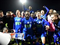 El Toulouse cae ¡ante un equipo amateur! AFP