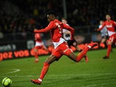 Diakhaby puede poner rumbo a la Premier League. AFP