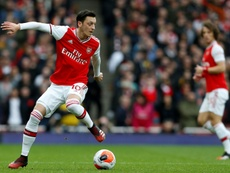 Özil interesa al DC United. AFP