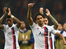 Le PSG sur le point de blinder le contrat de Marquinhos. AFP