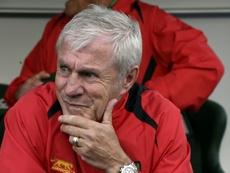 Luis Fernandez se rapproche de Valence. AFP