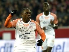 Jérôme Roussillon suena para el Borussia. AFP/Archivo
