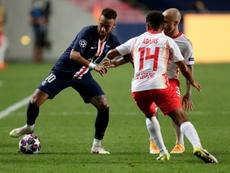 Le PSG retrouve United et Leipzig, groupes denses pour l'OM et Rennes. AFP