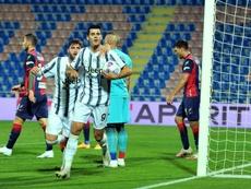 Pareggio tra Crotone e Juventus. AFP