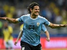 Cavani no Grêmio?  AFP
