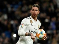 Ramos tells his story. AFP