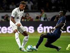 Gueye es de esos jugadores que suben el promedio. AFP