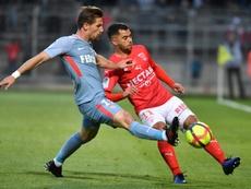 Adrien Silva podría volver a jugar en el Mónaco. AFP
