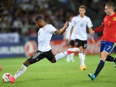 Luis Enrique fera son retour avec la Roja face à l'Allemagne. AFP