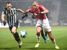 Slimani a refusé Aston Villa, il ne voulait pas jouer le maintien. AFP
